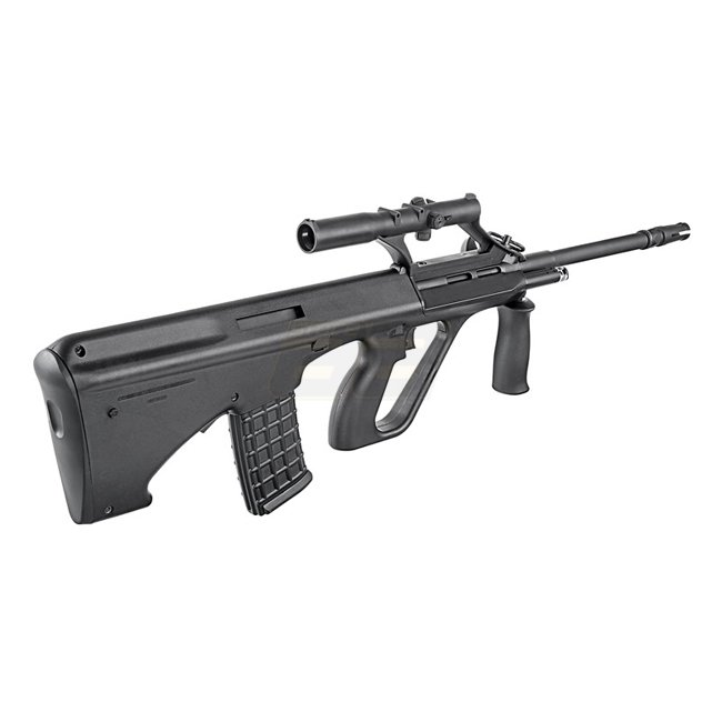AA Store Airsoft & Softair Shop GHK AUG A2 Gas Blow Back Rifle