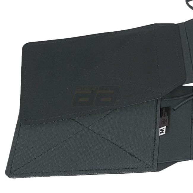 Pitchfork TPC & MPC Plate Carrier Elastic Cummerbund & Pouches - Black