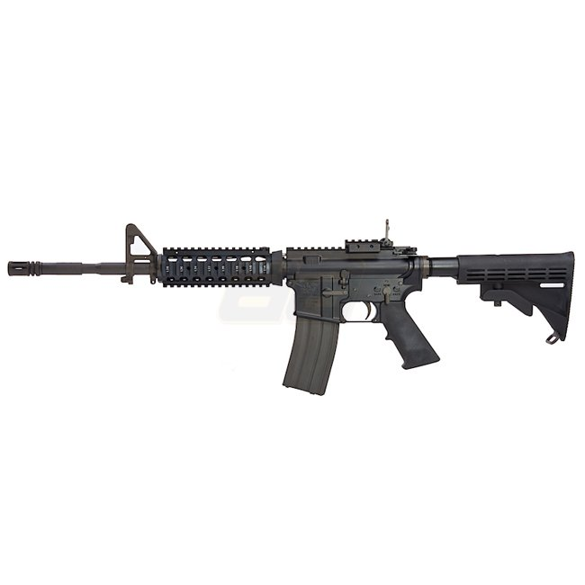 AA Store Airsoft & Softair Shop GHK M4 RAS Navy Gas Blow
