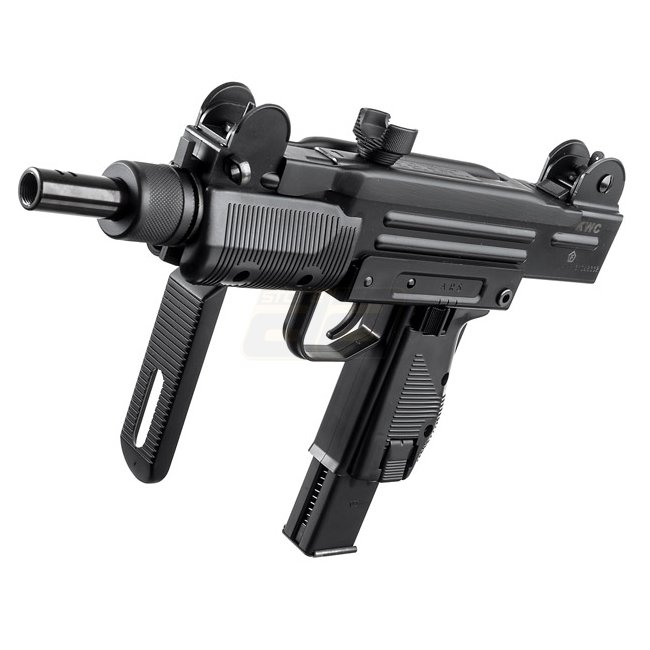 AA Store Airsoft & Softair Shop KWC Mini UZI Blow Back Co2 SMG