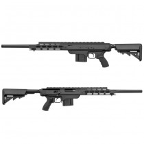 Action Army AAC21 Gas Sniper Rifle - Black