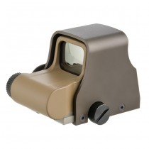 HurricanE X3 Dot Scope - Tan