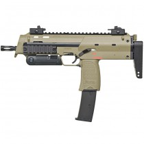 KWA H&K MP7A1 Gas Blow Back SMG - Dark Earth