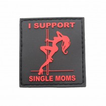 Pitchfork Single Moms Patch - Medic