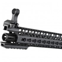 G&P Keymod Wire Cutter Rail AEG - Black 3