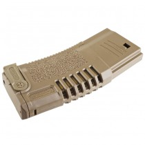 Ares Amoeba M4 140 BBs Magazine - Dark Earth 1