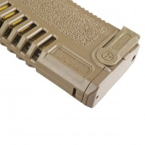 Ares Amoeba M4 140 BBs Magazine - Dark Earth 3