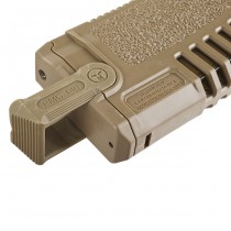 Ares Amoeba M4 140 BBs Magazine - Dark Earth 4