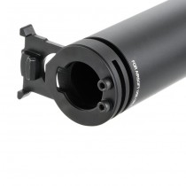PTS Griffin M4SD II Mock Suppressor - Black 2