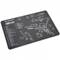 Tekmat Cleaning & Repair Mat  - H&K USP