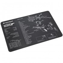Tekmat Cleaning & Repair Mat - Glock 17