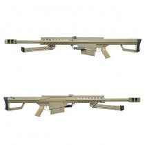 Snow Wolf M82 CQB AEG Set - Tan