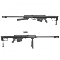 Snow Wolf M107 AEG - Black