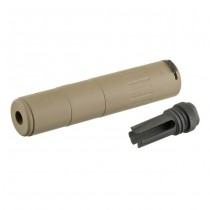 AAC M4-2000 Deluxe Silencer & Flashhider - Dark Earth