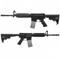 Inokatsu Colt M4 MTW SOPMOD Gas Blow Back Rifle - Super Version