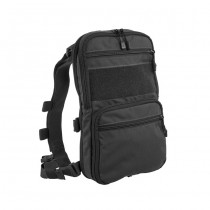 Haley Strategic FLATPACK Expandable Compact Assault Pack - Black