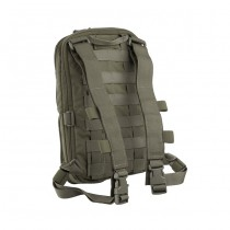 Haley Strategic FLATPACK Expandable Compact Assault Pack - Ranger Green 1