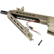 ICS CXP-HOG Front Wire AEG - Tan 3