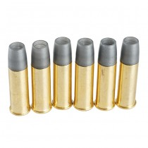 Webley MKVI Service Co2 Revolver 6mm Shell Set