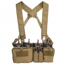 Haley Strategic D3CR Chest Rig Heavy - Coyote