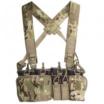 Haley Strategic D3CR Chest Rig Heavy - Multicam