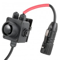 Z-Tactical COMBAT Series PTT - Motorola 2-Pin