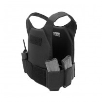 Warrior Covert Plate Carrier - Black 1