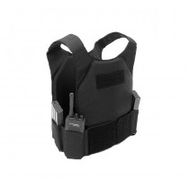 Warrior Covert Plate Carrier - Black 2