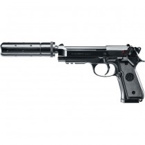 Beretta M92 A1 Tactical AEP - Black