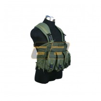 PANTAC Commander V3 Chest Harness - Olive