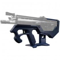 SRU SCAR-L Bullpup Kit - Blue
