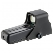 HurricanE 52 Dot Scope - Black