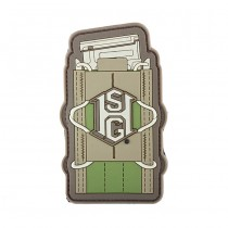 High Speed Gear TACO Patch - Olive