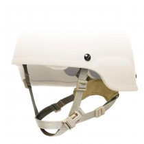 Ops-Core ACH Head-Loc 4-Point X-Nape Chinstrap L/XL - Urban Tan