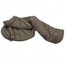 Carinthia Sleeping Bag Brenta Size M Zipper Right Side