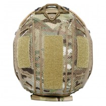Ops-Core Mesh Helmet Cover Battery Pouch - Multicam 3