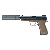 Heckler & Koch USP Tactical Metal Slide AEP - Desert