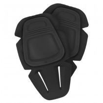 Crye Precision AirFlex Combat Knee Pad Set - Black