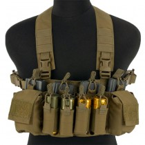 Haley Strategic D3CR-X Chest Rig - Coyote