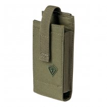First Tactical Tactix Series Media Pouch Medium - Olive
