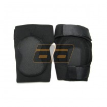 Neoprene Knee Pads - Black