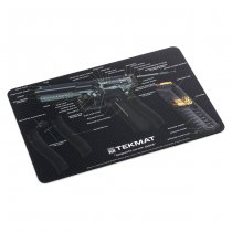 Tekmat Cleaning & Repair Mat - Glock 3D