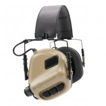 Earmor M31 MOD1 Hearing Protection Ear-Muff - Coyote Tan