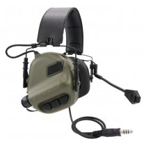 Earmor M32 MOD3 Tactical Hearing Protection Ear-Muff - Foliage Green