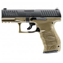 Walther PPQ Metal Slide Spring Pistol - RAL8000