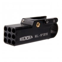 Zoxna Mini Launcher - Black