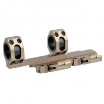 Aim-O Double Ring Scope Mount Extended - Tan