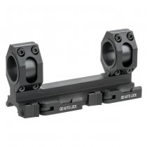 Aim-O Double Ring Scope Mount Standard - Black