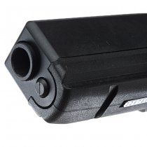 KJ Works KP-17 Co2 Blow Back Pistol - Black