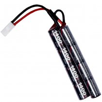 ASG 9.6V 1400mAh NiMH Battery - Twin Type